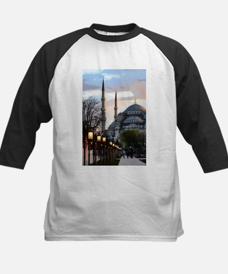 Mosque in Istanbul Baseball Jersey