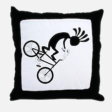 KOKO CYCO Throw Pillow