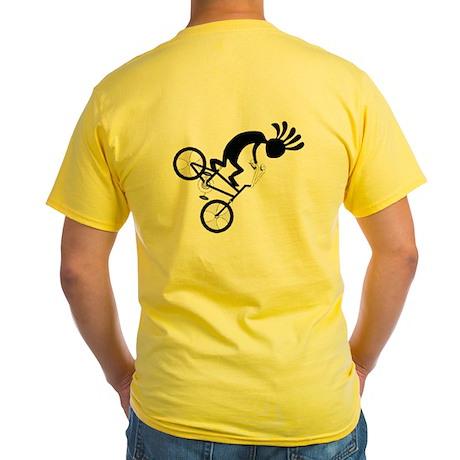 KOKO CYCO Yellow T-Shirt