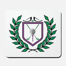 Golf Emblem Mousepad
