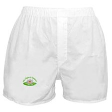 MY RELIGION IS KINDNESS Boxer Shorts