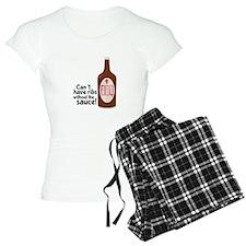 Ribs Sauce & BBQ Pajamas