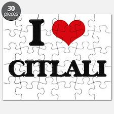 I Love Citlali Puzzle