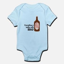 Better With BBQ! Body Suit