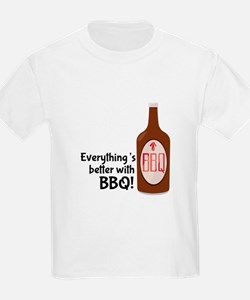 Better With BBQ! T-Shirt
