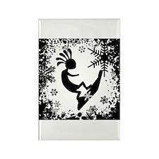 KOKO SNO BO Rectangle Magnet (100 pack)