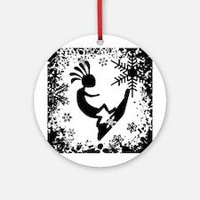 KOKO SNO BO Ornament (Round)