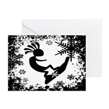 KOKO SNO BO Greeting Cards (Pk of 10)