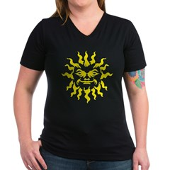Tribal Sun Tattoo Shirt