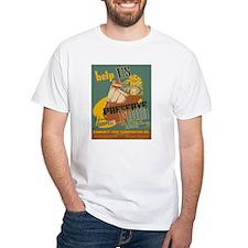 PRESERVE FOOD white t-shirt