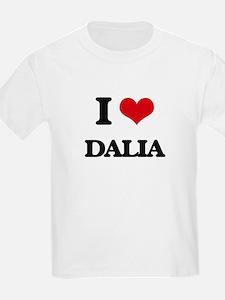 I Love Dalia T-Shirt