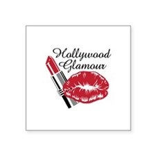 HOLLYWOOD GLAMOUR Sticker