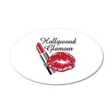 HOLLYWOOD GLAMOUR Wall Decal
