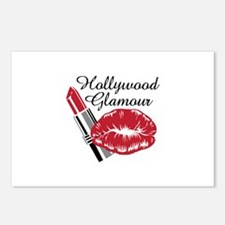 HOLLYWOOD GLAMOUR Postcards (Package of 8)
