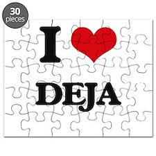 I Love Deja Puzzle