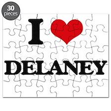 I Love Delaney Puzzle