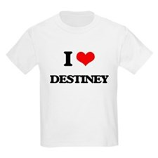 I Love Destiney T-Shirt