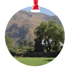 Home By the Foothills Ornament
