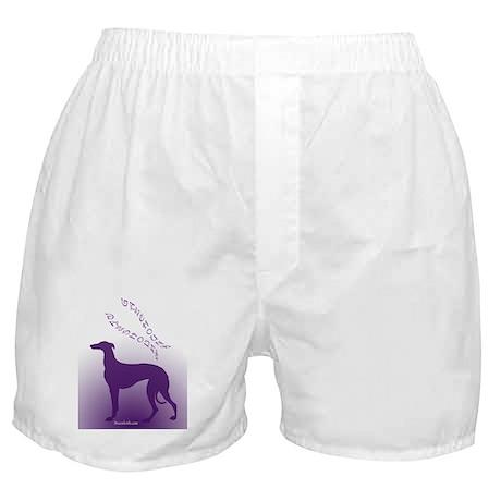 Greyhound and Gazehound Boxer Shorts