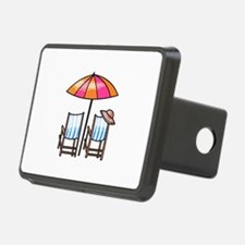 BEACH CHAIRS Hitch Cover