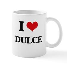 I Love Dulce Mugs
