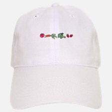 VEGETABLE BORDER Baseball Baseball Baseball Cap
