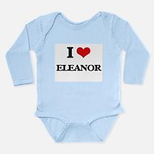I Love Eleanor Body Suit