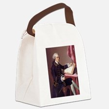 john hancock Canvas Lunch Bag