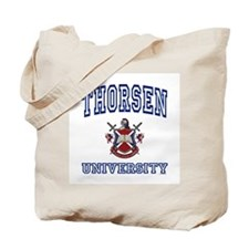 THORSEN University Tote Bag