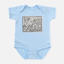 2 Infant Bodysuit
