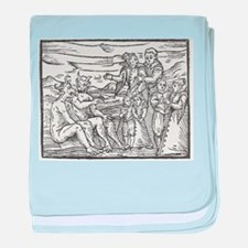 compendium malefictorum 15 baby blanket