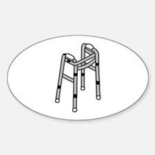 SMALL WALKER Decal