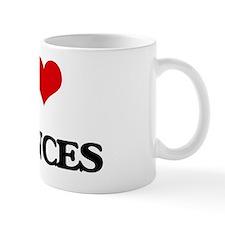 I Love Frances Mug