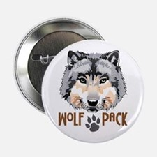 "WOLF PACK 2.25"" Button (10 pack)"