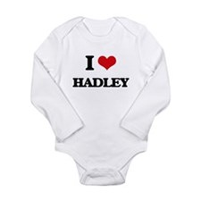 I Love Hadley Body Suit