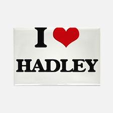 I Love Hadley Magnets