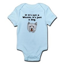 If Its Not A Westie Body Suit