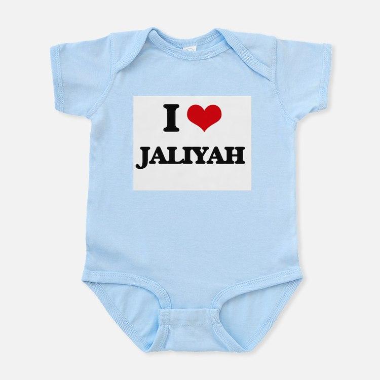 I Love Jaliyah Body Suit