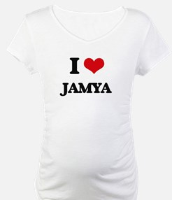 I Love Jamya Shirt