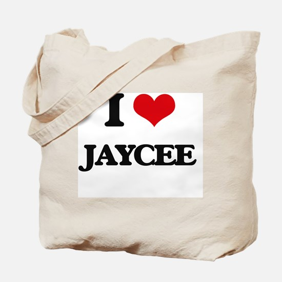 Cool Jaycees Tote Bag