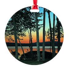 Cute Lake champlain Ornament