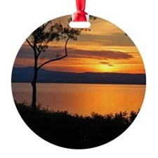 Nice Sunset Ornament