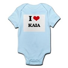 I Love Kaia Body Suit