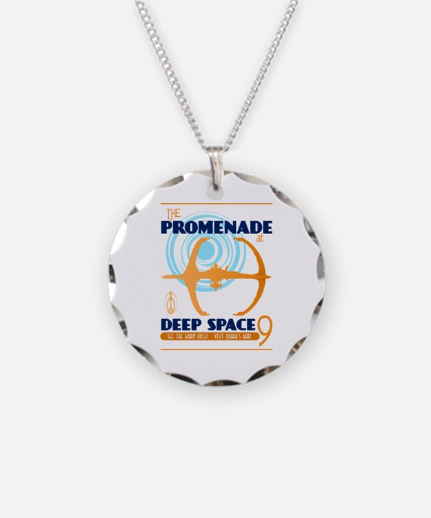 The Promenade at Deep Space 9 Necklace