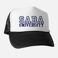 SABA University Trucker Hat