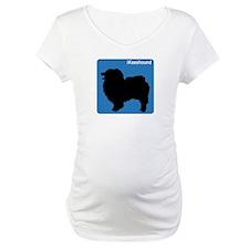 Keeshound (clean blue) Shirt