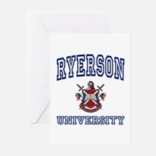RYERSON University Greeting Cards (Pk of 10)