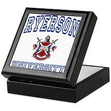 RYERSON University Keepsake Box