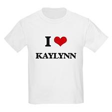 I Love Kaylynn T-Shirt