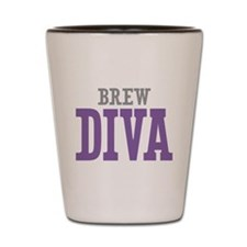 Brew DIVA Shot Glass